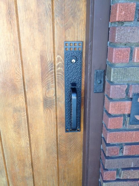 New Door For Craftsman Style Home In Caldwell