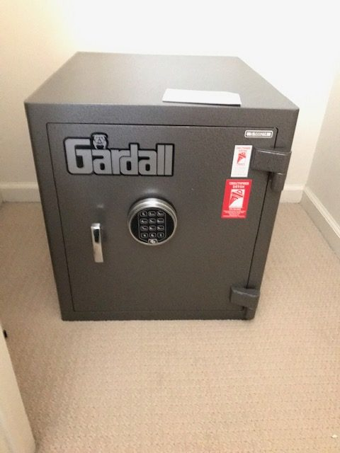 gardall Money Chest